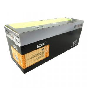Toner Original Lexmark 62DBX00 624X  MX810  Super Promoção – Toner Certo
