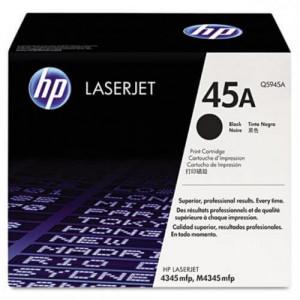 HP Laserjet m4345 Toner Original Preto - Q5945A - HP 45A