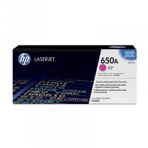 Toner HP CP5525n Magenta / Vermelho Original CE273A - HP 650A