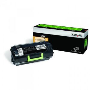 Toner Original Lexmark 52D4X00 524X MS811 Super Promoção – Toner Certo