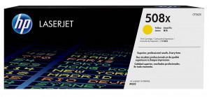 Toner Original HP CF362X 508X  M553dn  Super Promoção – Toner Certo