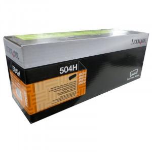 Toner Original Lexmark 50F4H00 504H MS610DN Super Promoção – Toner Certo